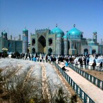 Afghanistan_Blue Mosque - James Dennes