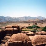 Iran desert Jeanne Menjoulet & Cie