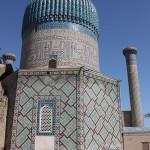 Samarkand, Guri Amir Mausoleum